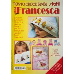 Crea con Francesca Punto Croce bimbi