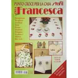Crea con Francesca Punto Croce per la casa