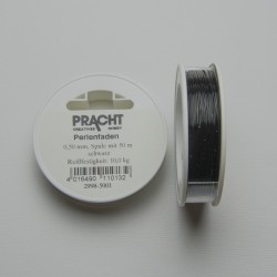 Filo Nylon 0.50mm Nero