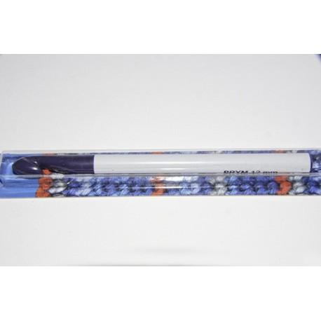 Uncinetto in plastica 12mm