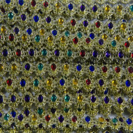 Passamanerie Oro-Multicolor 9.5mm