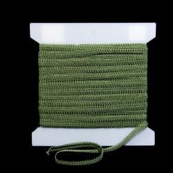 Passamanerie Verde 8mm