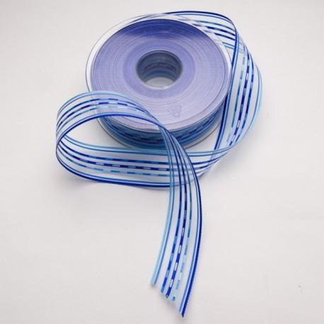 Nastro Elba 25mm Blu