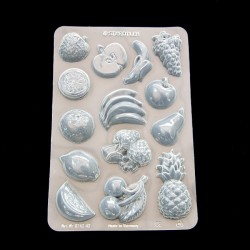 Clay mould Fruits