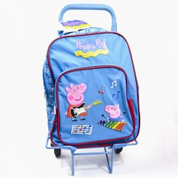 Zaino Trolley Peppa Pig