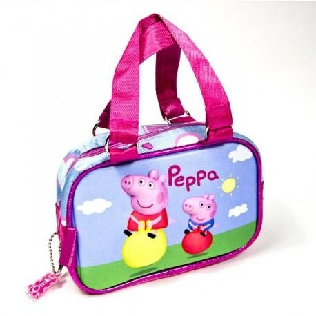 Borsetta bauletto Peppa Pig