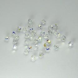 Pallina Crystal 4mm AB