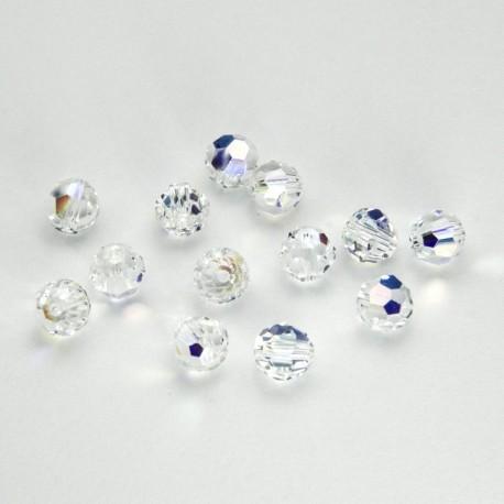 Pallina Crystal 6mm AB
