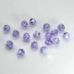 Pallina Violet 6mm AB