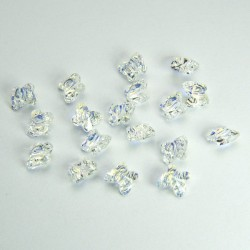 Farfallina Crystal 6mm AB
