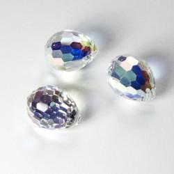 Goccia Crystal 15x11.5mm AB