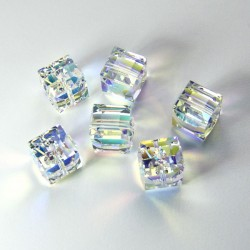 "Cubetto ""Crystal"" 12mm ABB"
