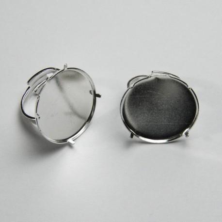 Castone anello 24mm