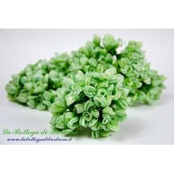 """Fiore bicolore """"Verde"""""""