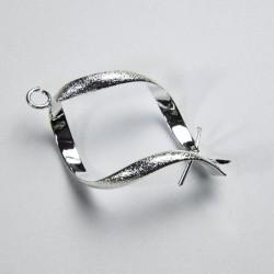Gabbietta porta perle diamantato