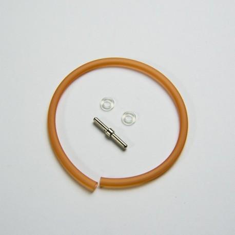 Set braccialetto di gomma