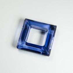 """Perla blu """"Quadrato"""""""