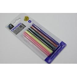 Colla colorata in stick