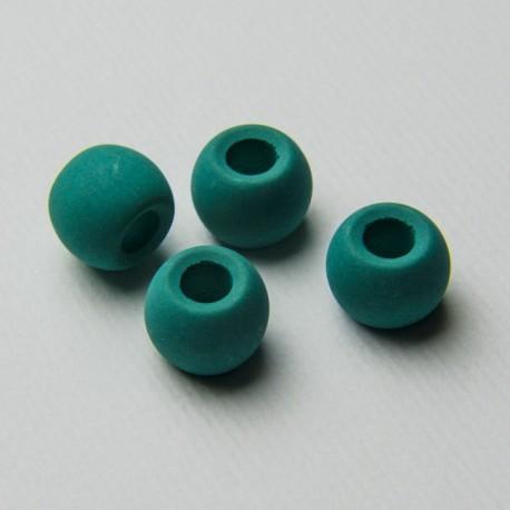 """Perla """"Verde Petrolio"""" 12mm"""
