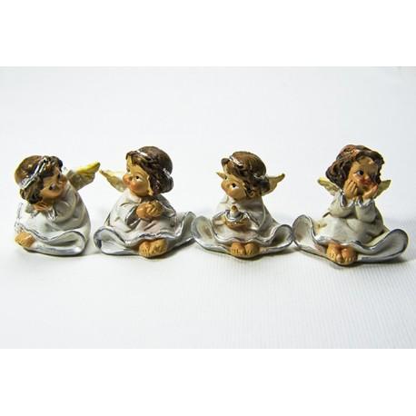 Set di Angioletti seduti