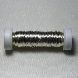"""Filo di ferro """"Argento"""" 0.3mm"""