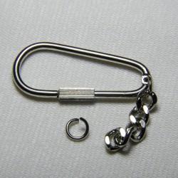 Portachiave ovale 45mm