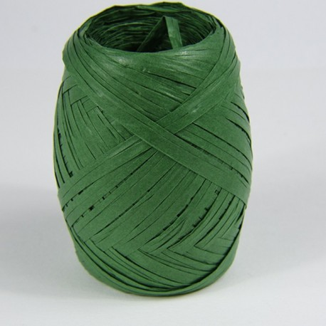 "Matassina di Rafia ""Verde"""