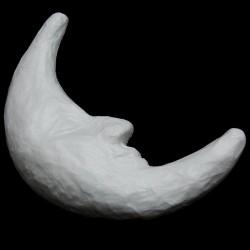 Luna piatta di polistirolo 32Cm