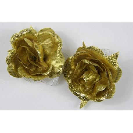 Rose adesive dorate