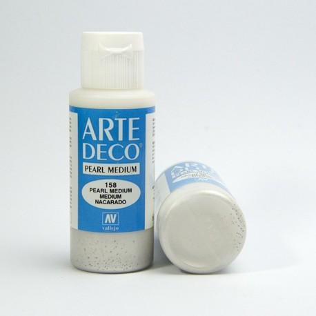 Medium acrilico madreperla