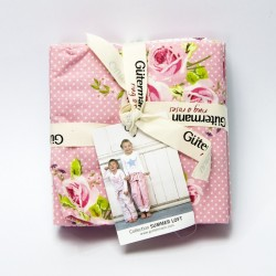 "Set fat quarter ""Summer Loft"" Col.1"
