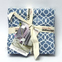 "Set fat quarter ""Fenton House"" Col.2"