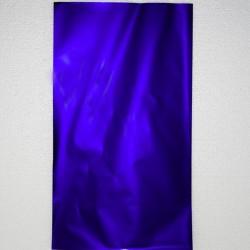 Busta regalo satinata Blu