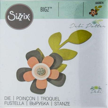 """Fustella BigT """"Garden Flowers"""""""