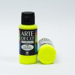 Colore acrilico Fluorescente Giallo