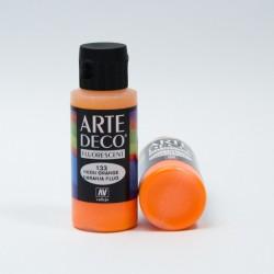 Colore acrilico Fluorescente Arancio