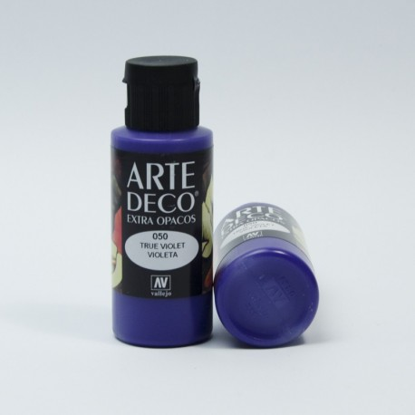 Colore acrilico opaco Viola