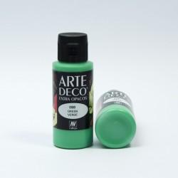 Colore acrilico opaco Verde