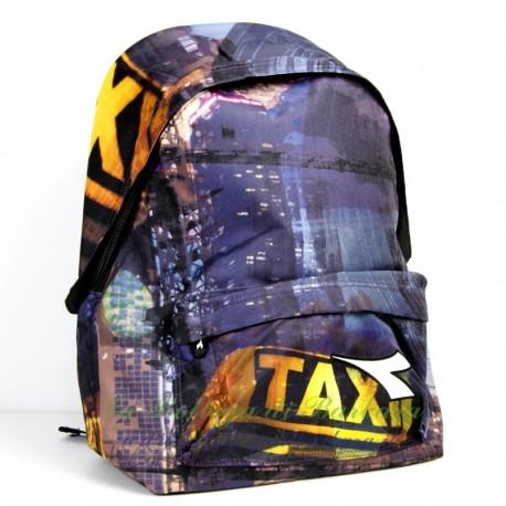 Zaini Diadora Graffiti Taxi