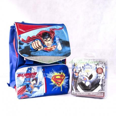 Zaino estensibile Superman