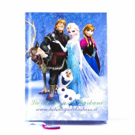 Diario Pocket All Frozen