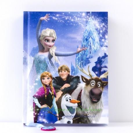 Diario Standard All Frozen