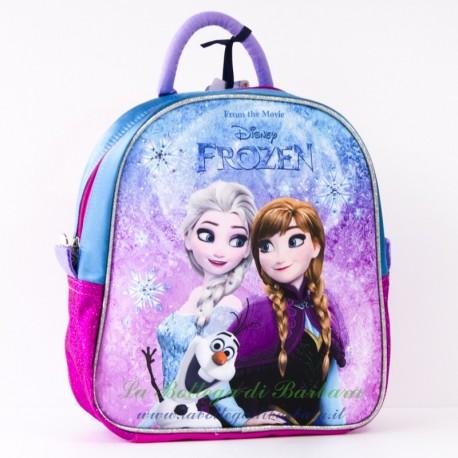 Zaino asilo Frozen Rosa