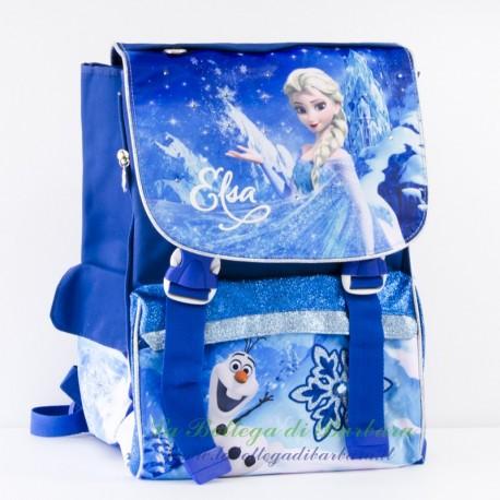 Zaino estensibile Luxury Elsa Frozen