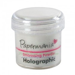 Polvere per Embossing Holographic