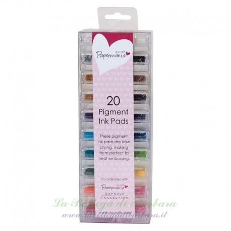 Mini tamponi colorati