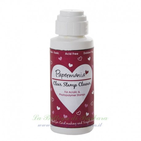 Clear Stamp Cleaner 75Ml