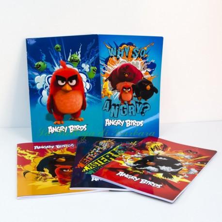 Quaderno Angry Birds A4 1 Rigo