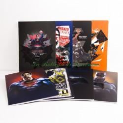Quaderno Batman Vs Superman A4 1 Rigo