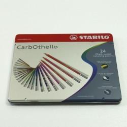 Pastelli CarbOthello 24Pz